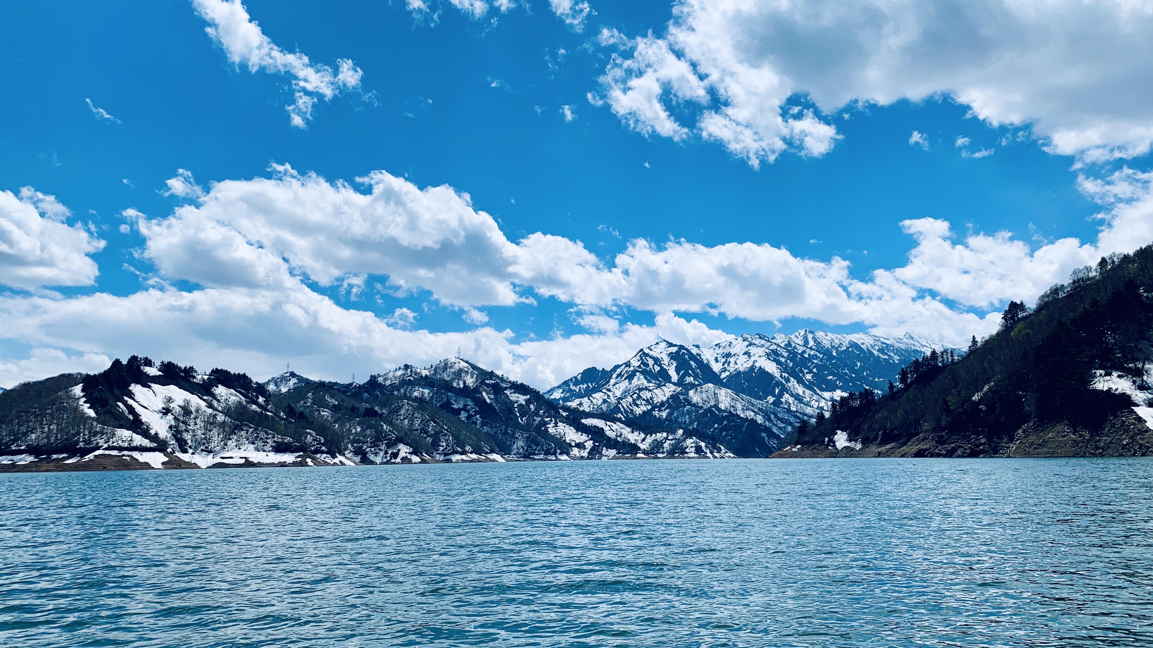 銀山湖5月
