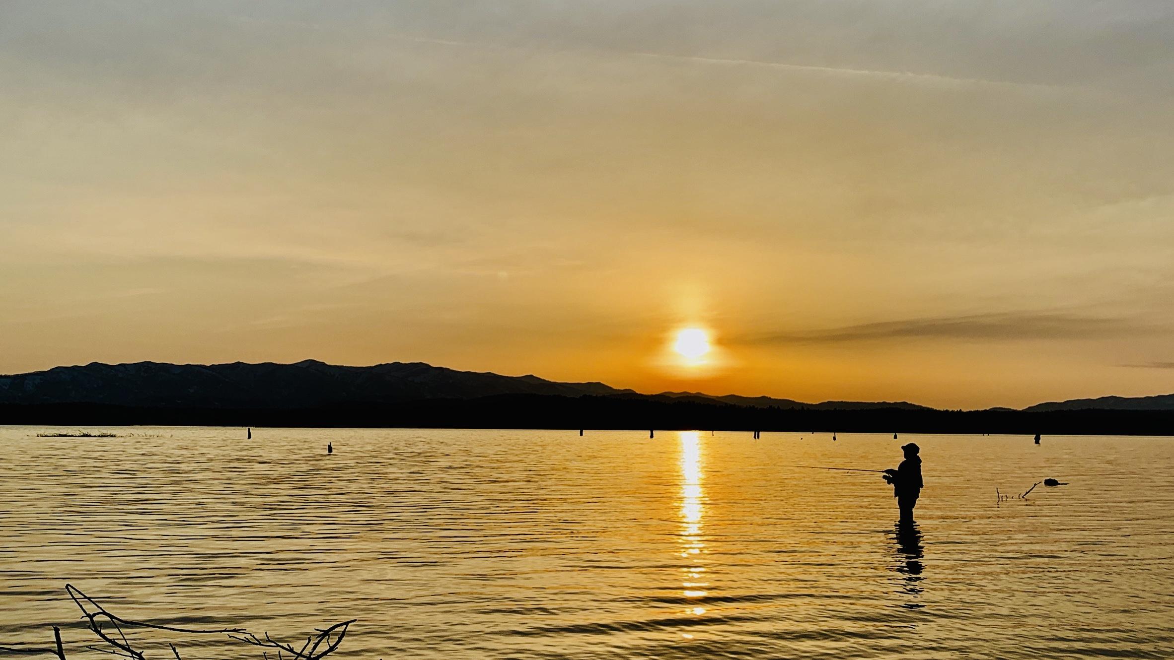 朱鞠内湖の北大ウラ