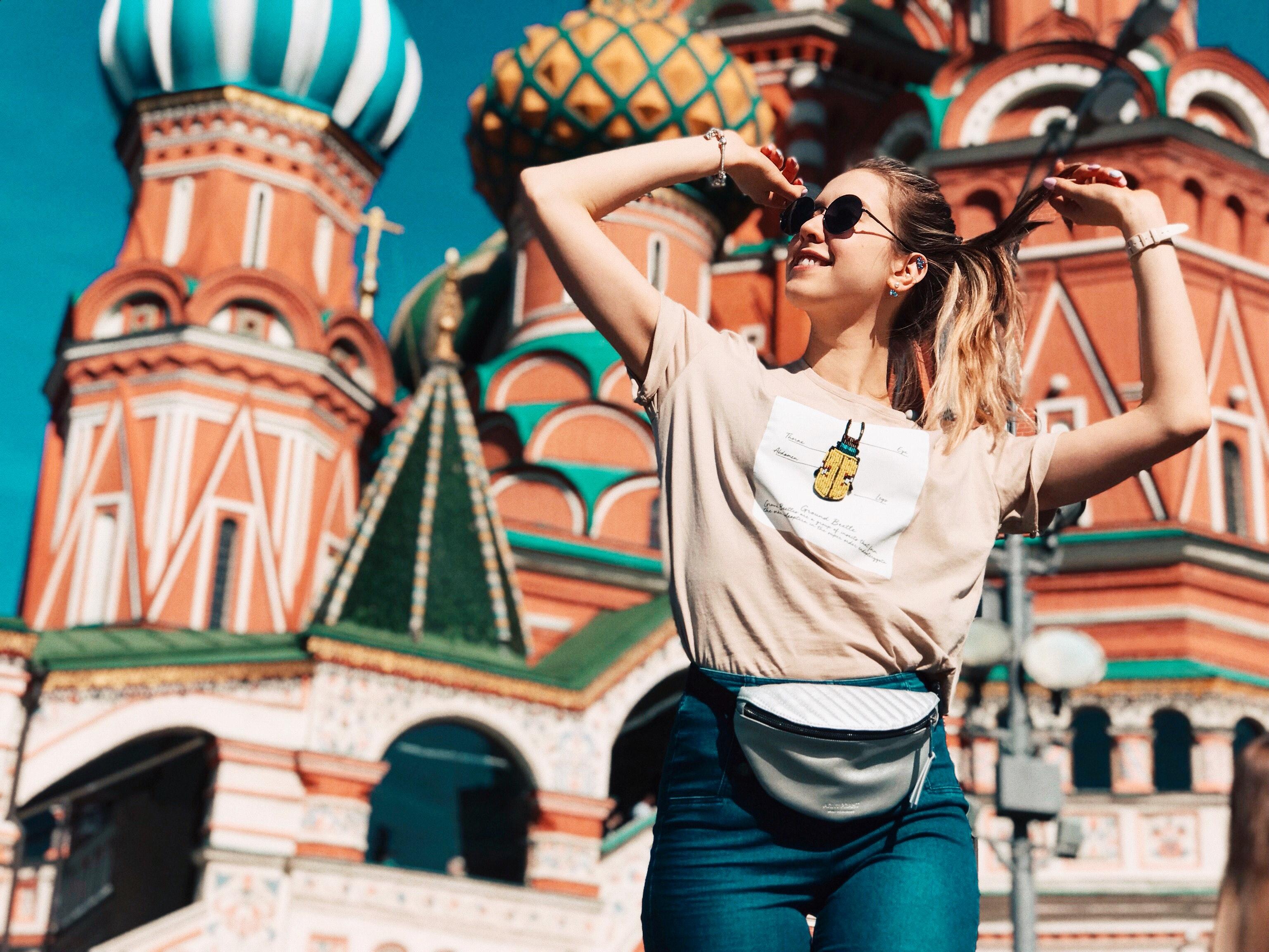ロシア観光