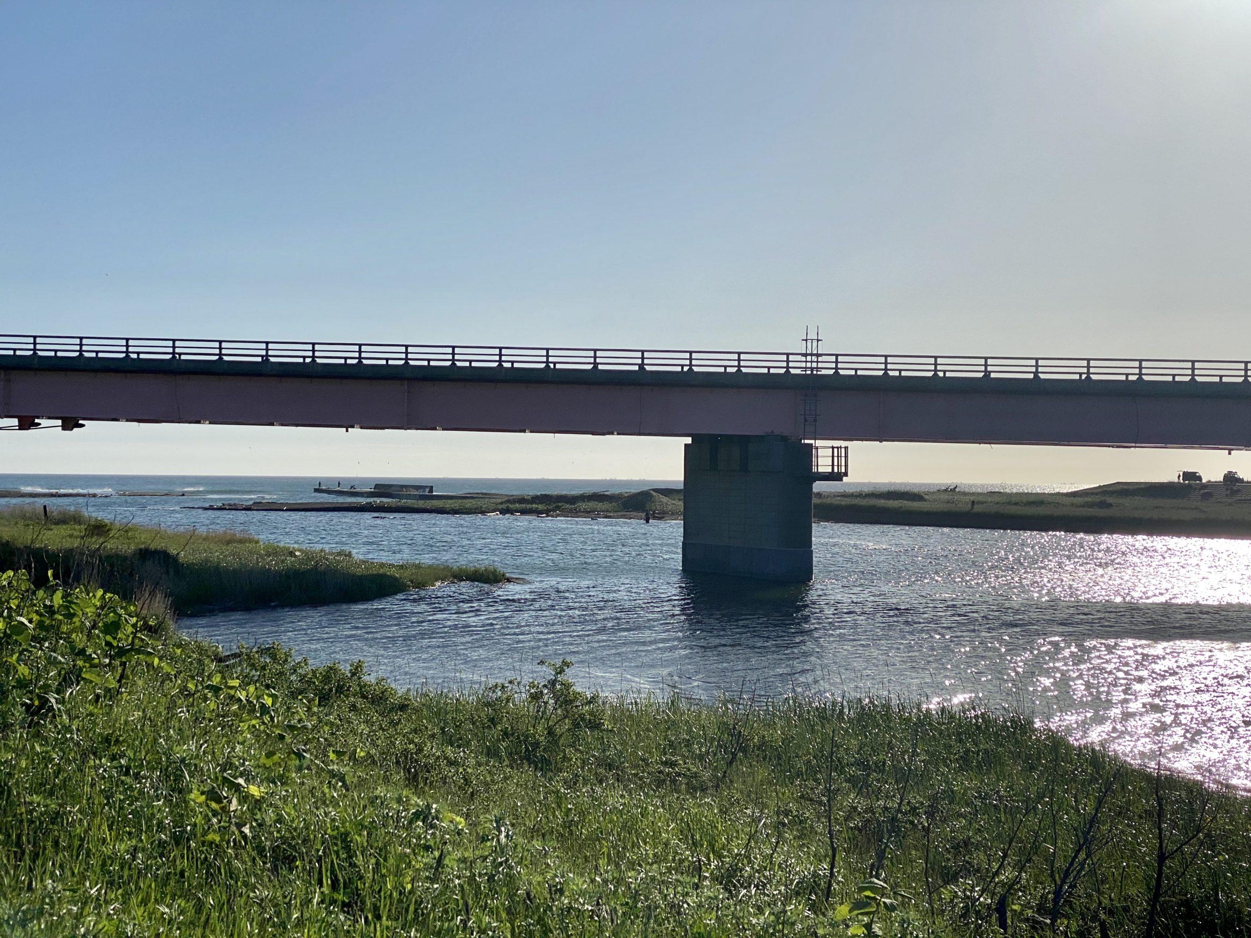 猿払川 新富士見橋