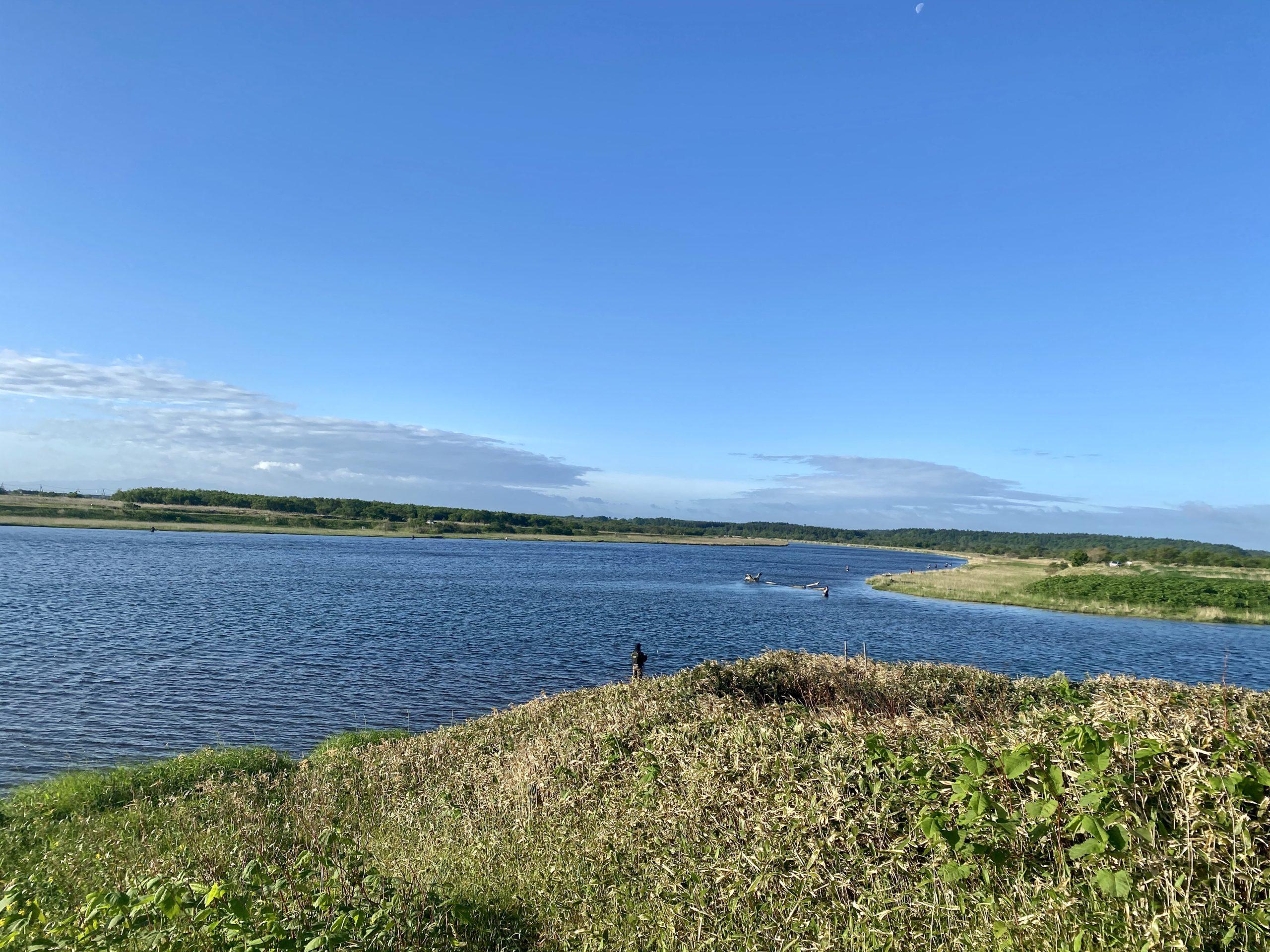 猿払川 ポロ沼出会い