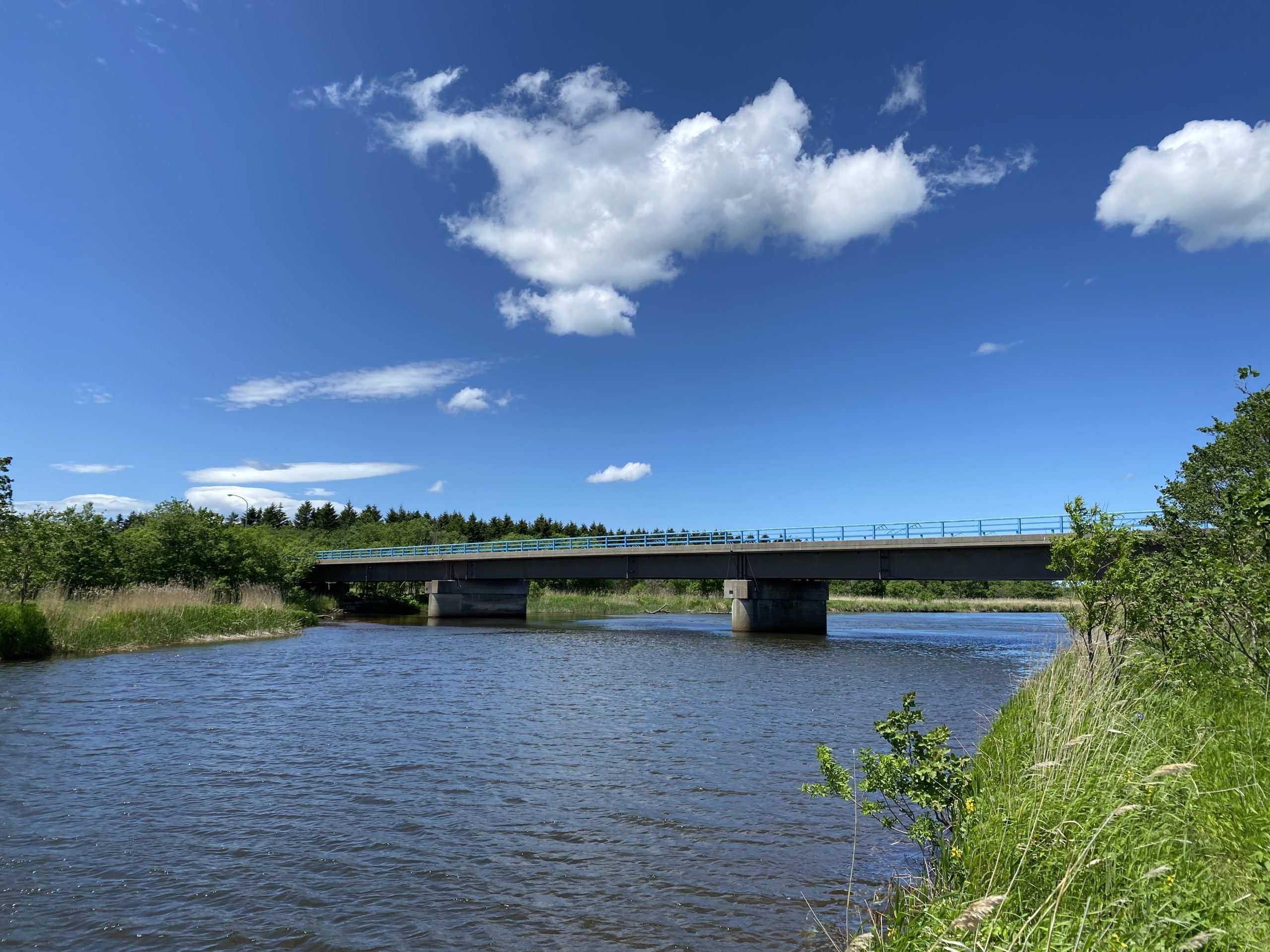 猿払川 猿払橋