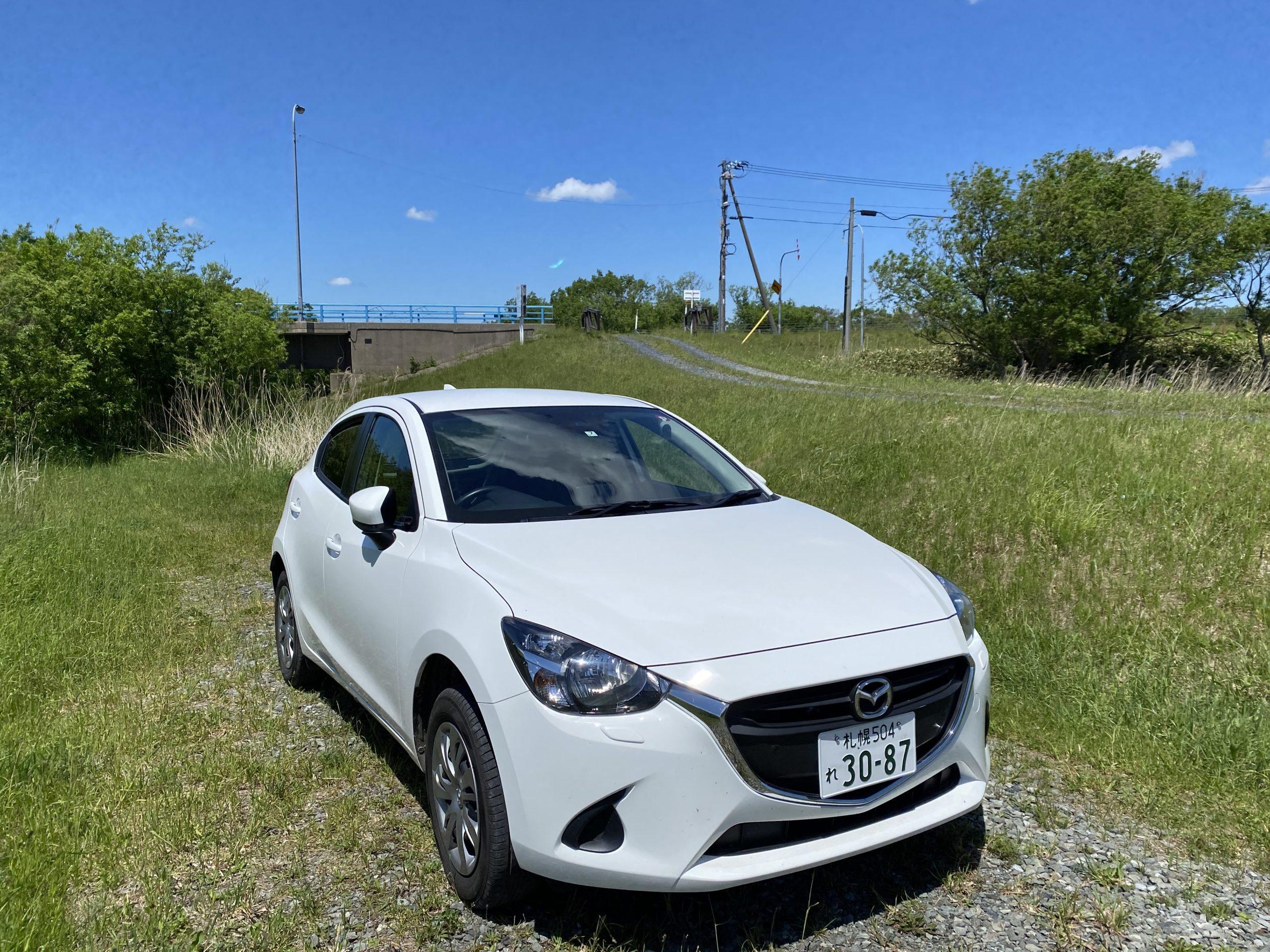 レンタカーで北海道
