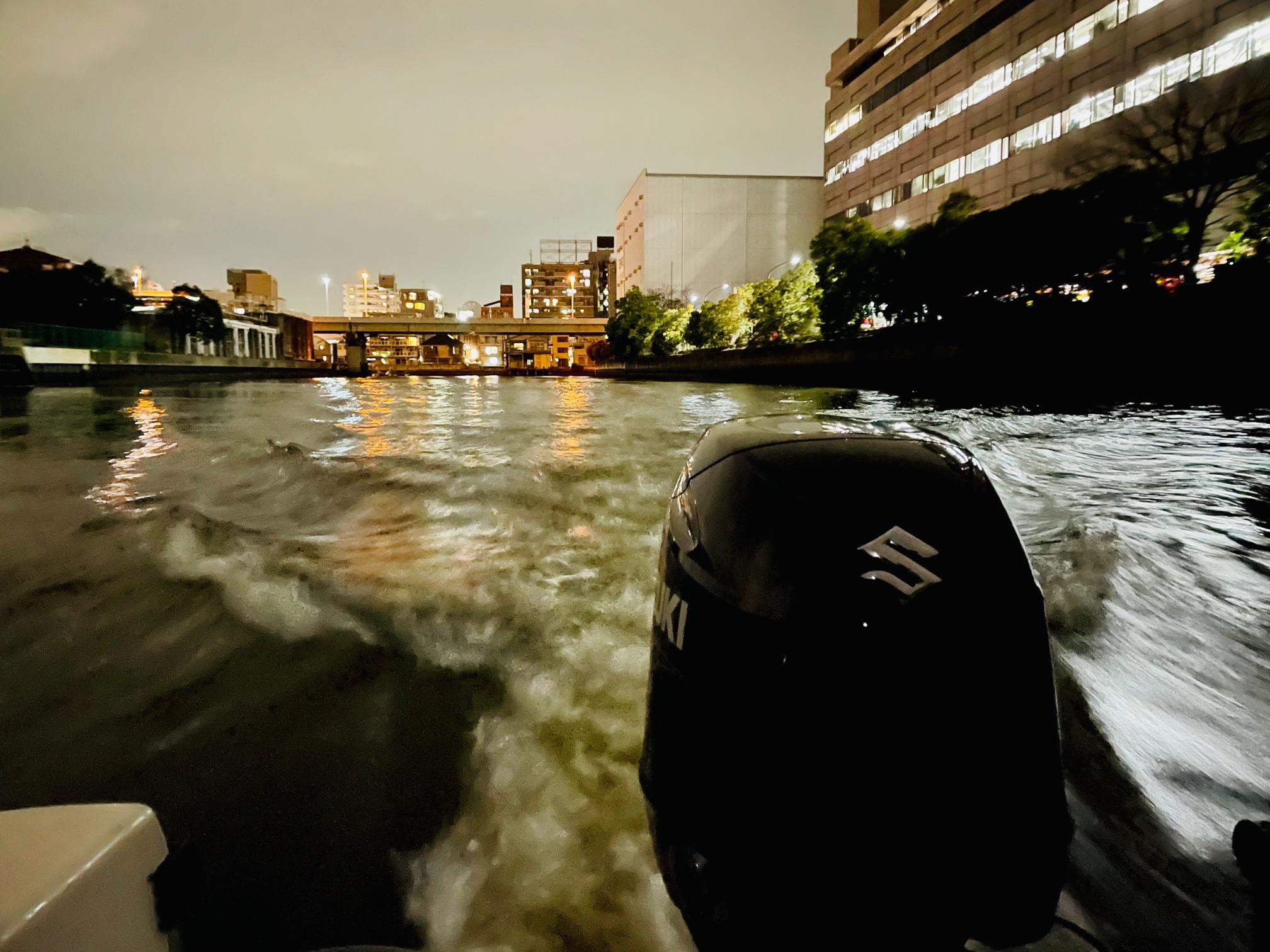横浜のボートメバル