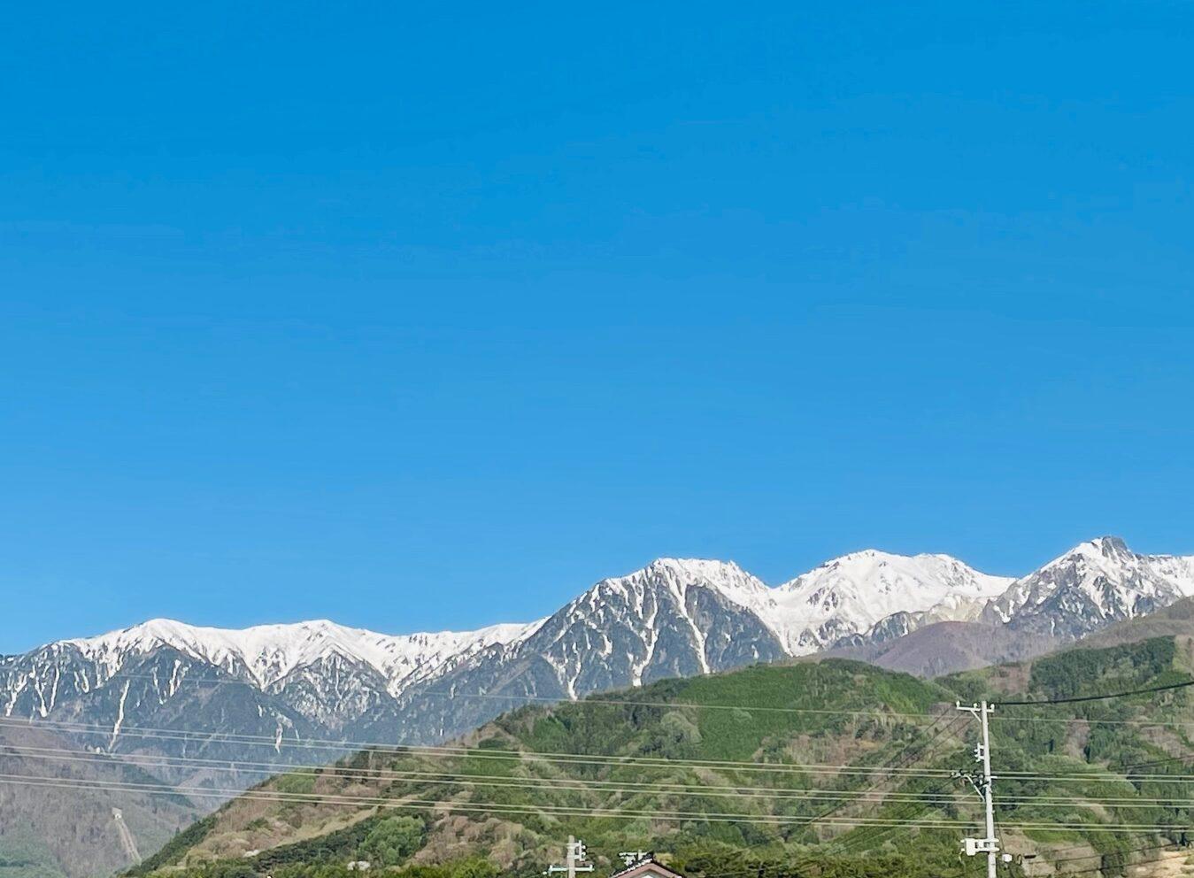 中央アルプス ヤマトイワナの住む山岳渓流
