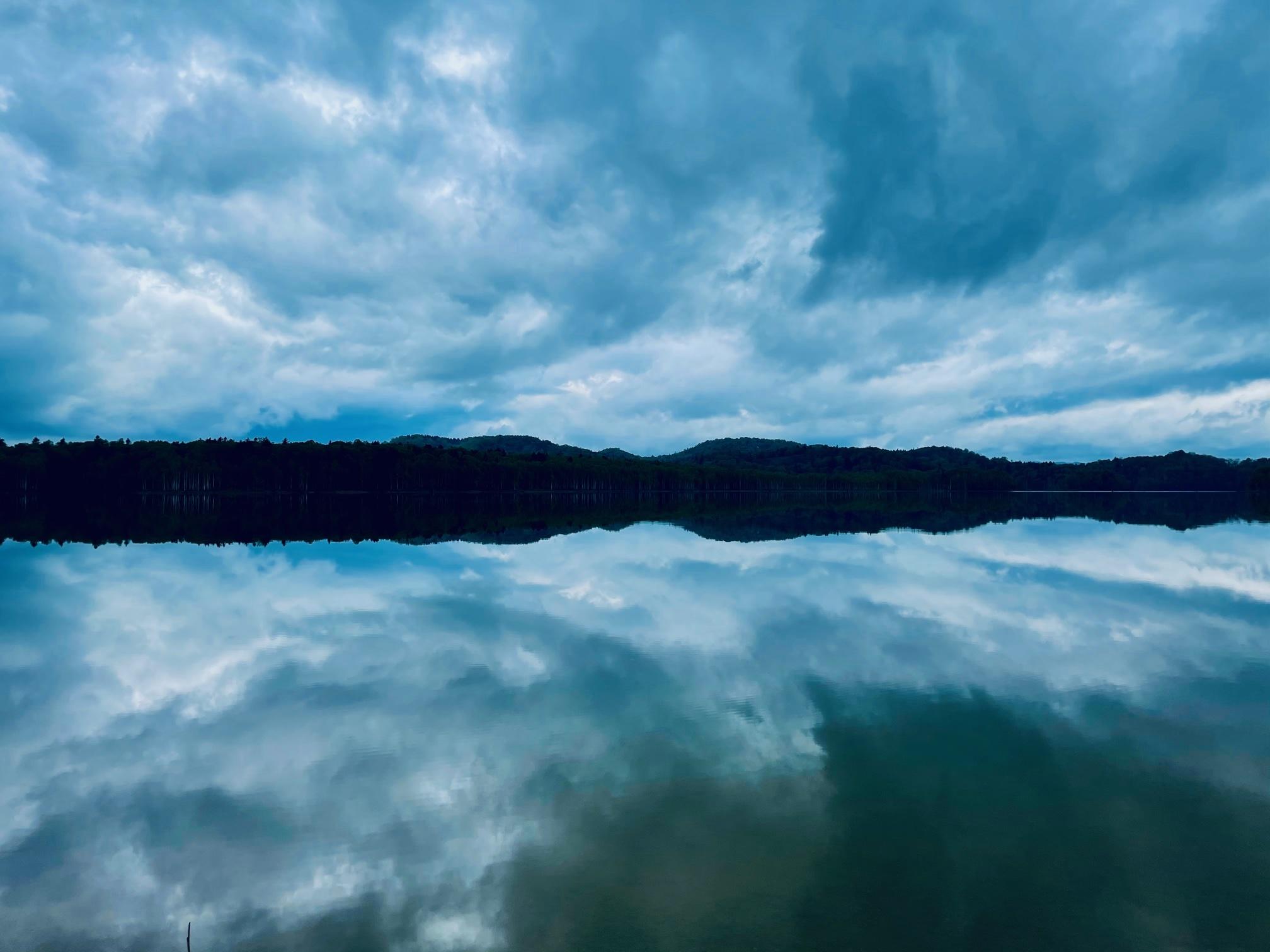朱鞠内湖の天気