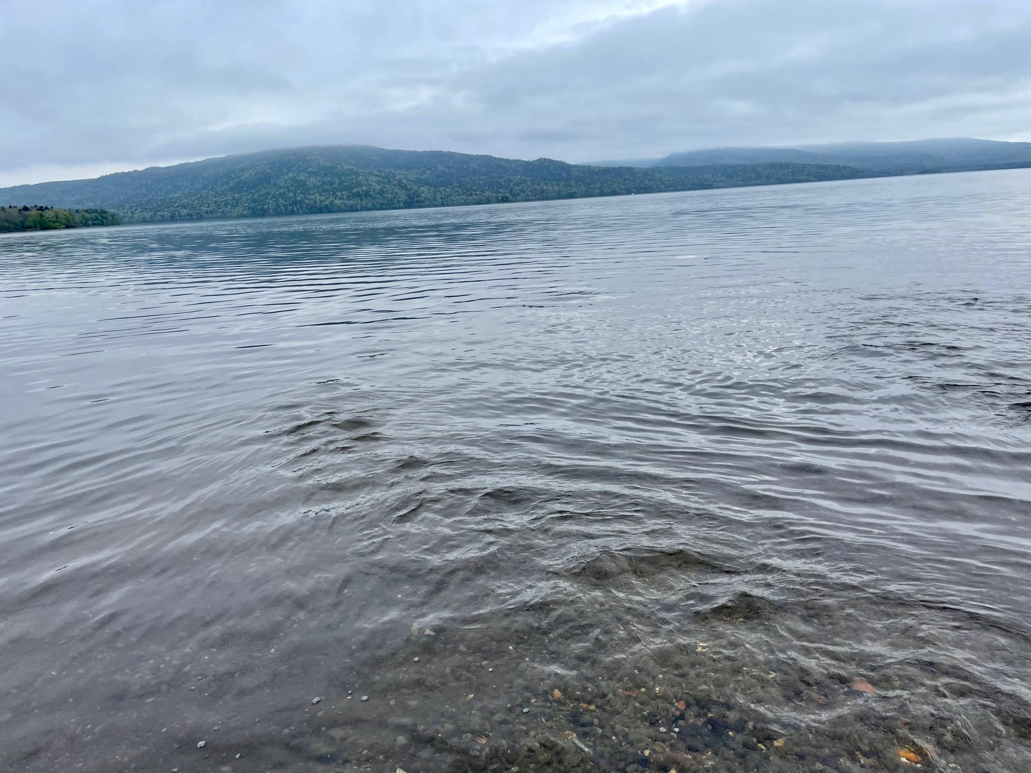 阿寒湖インレット